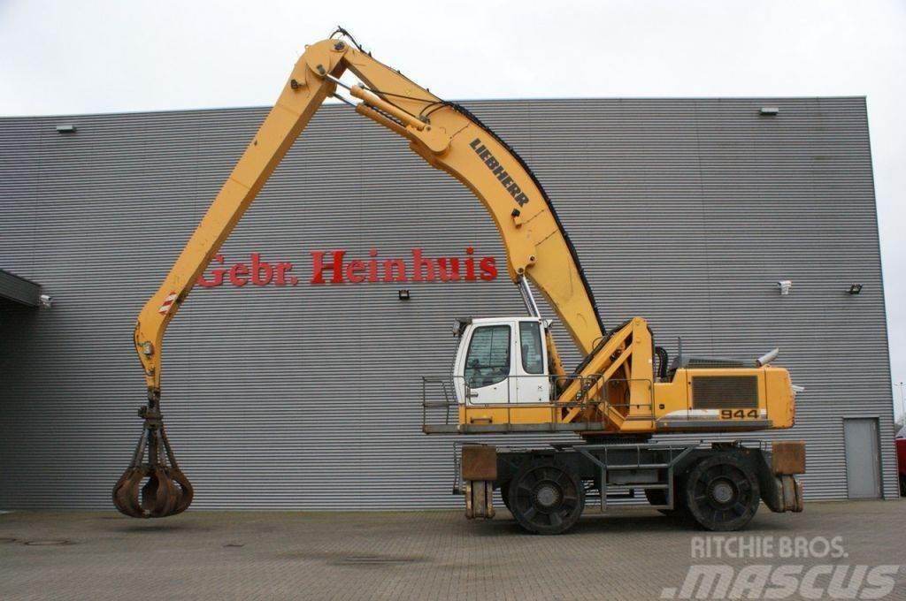 Liebherr A944 C-HD Bananaboom!