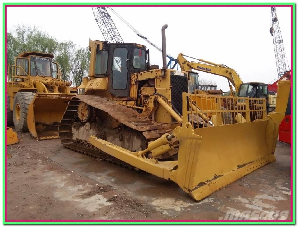 Caterpillar D5H LGP     D5H XL