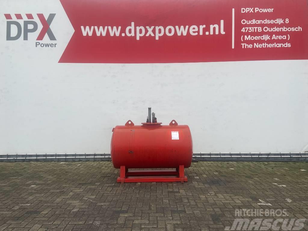 [Other] Wildri Diesel Fuel Tank 1.250 Liter - DPX-99079