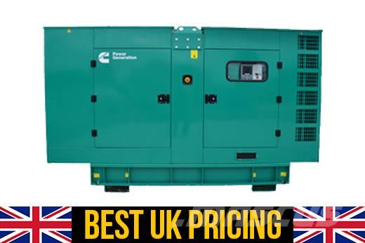 Cummins 150 kVA High Power C150 D5 Silent Genset