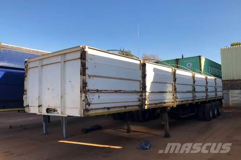 [Other] Zelna Tri Axle Dropside 1.2m sides