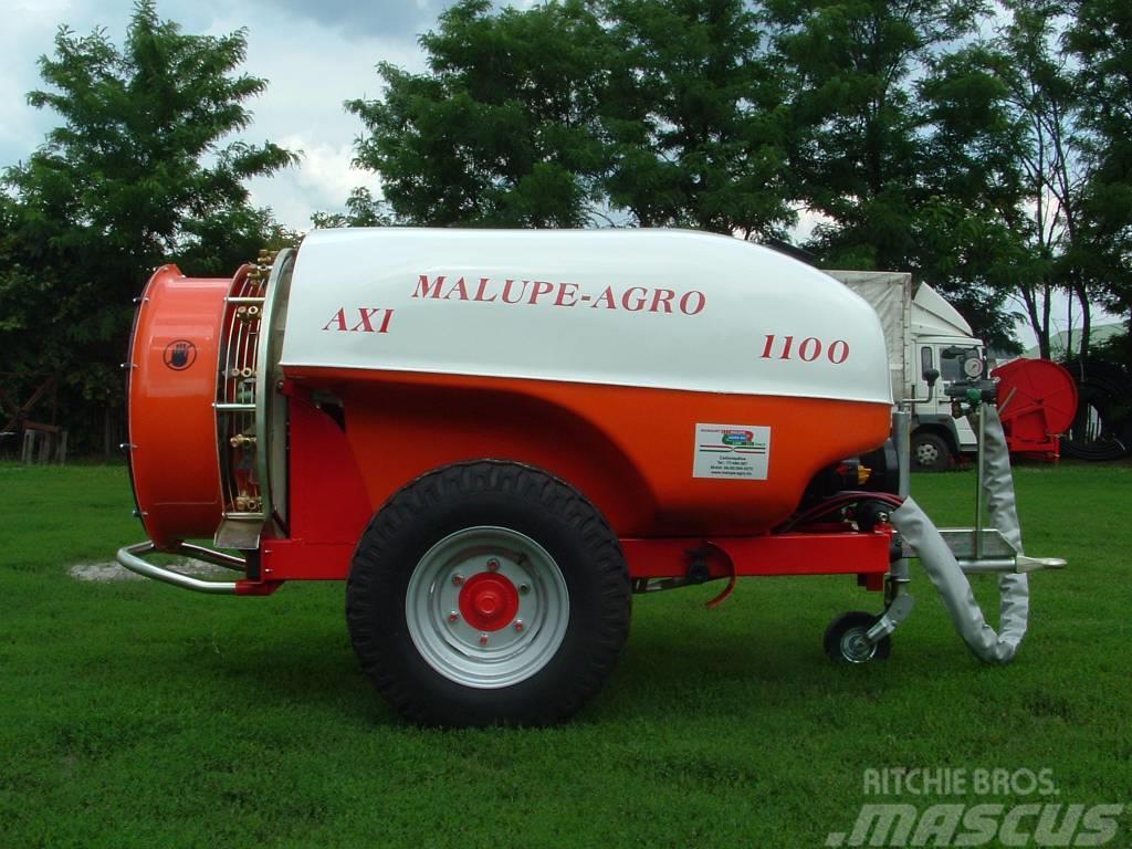 [Other] Malupe - Agro vontatott axiálventilátoros permetez