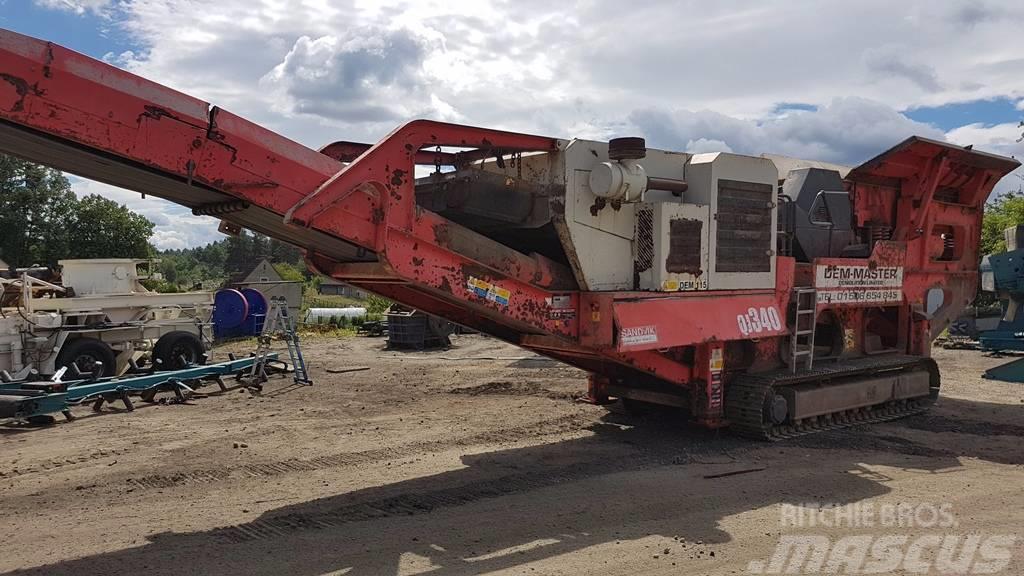 Sandvik QJ 340