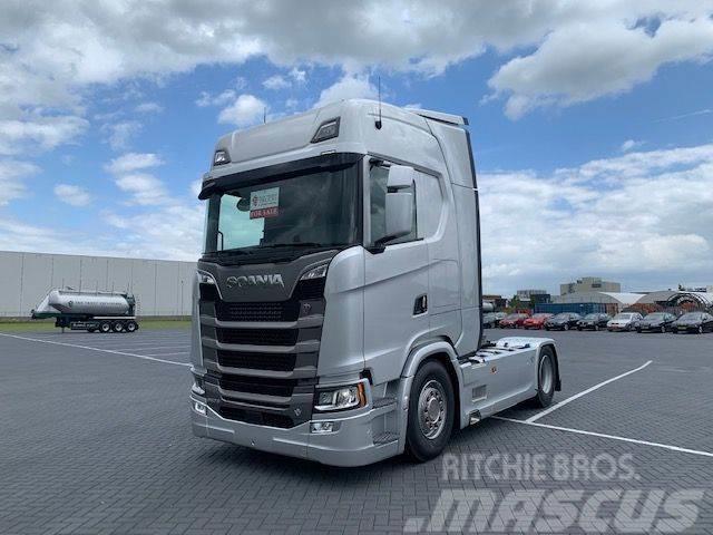 Scania NEW,S650,4X2,Retarder,full air