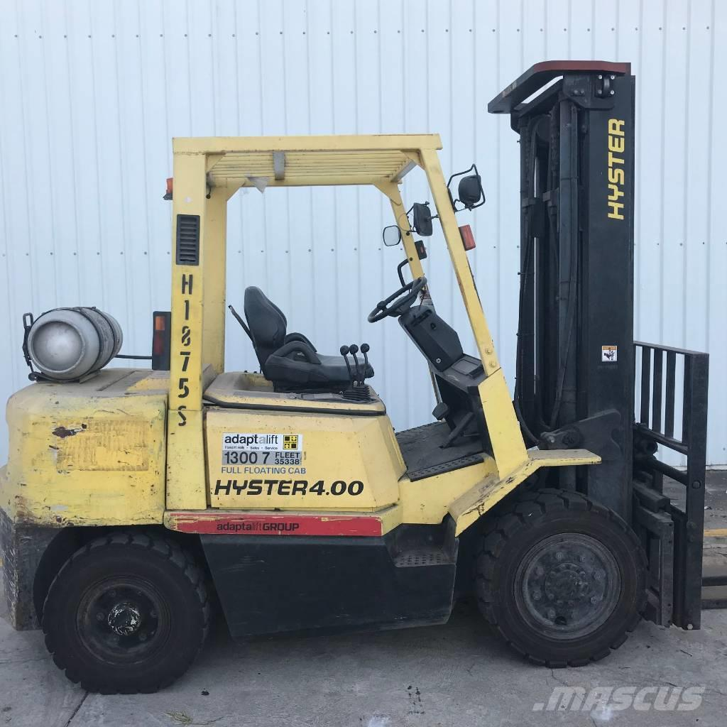 Hyster H4.00DX