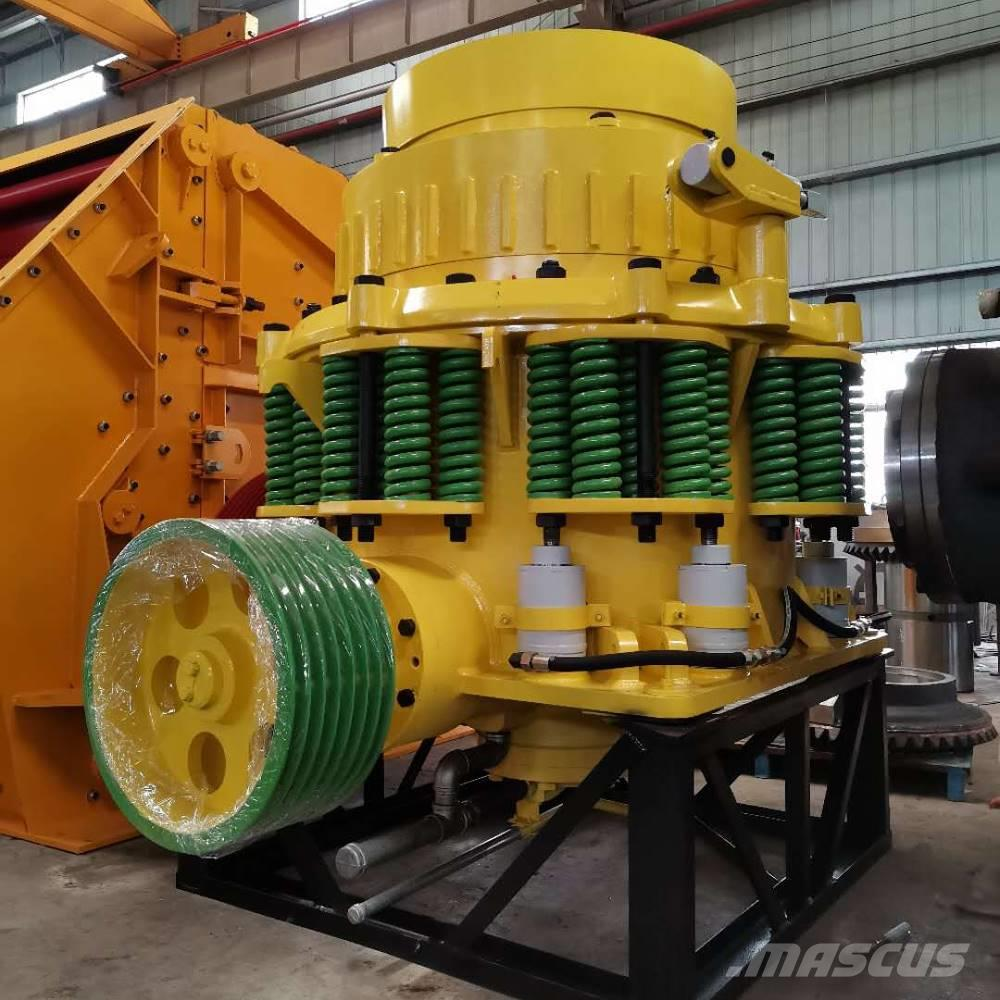 White Lai WLC1000 3FT Spring Cone Crusher