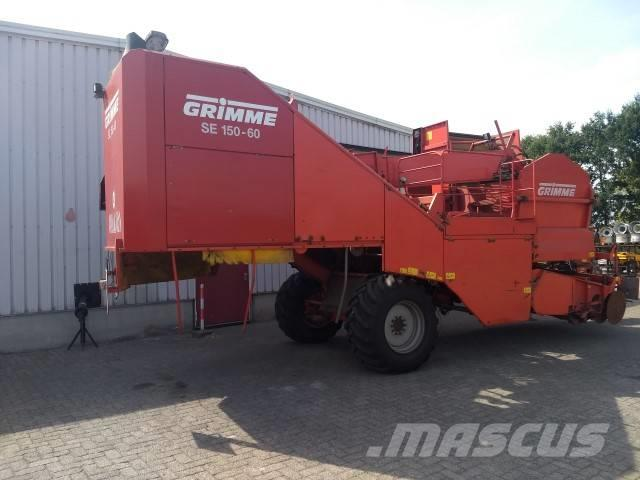 Grimme SE 150-60 NB