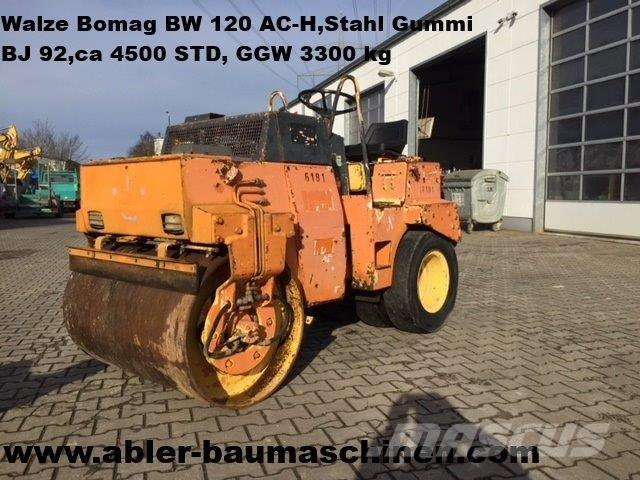 Bomag BW 120 AC-H