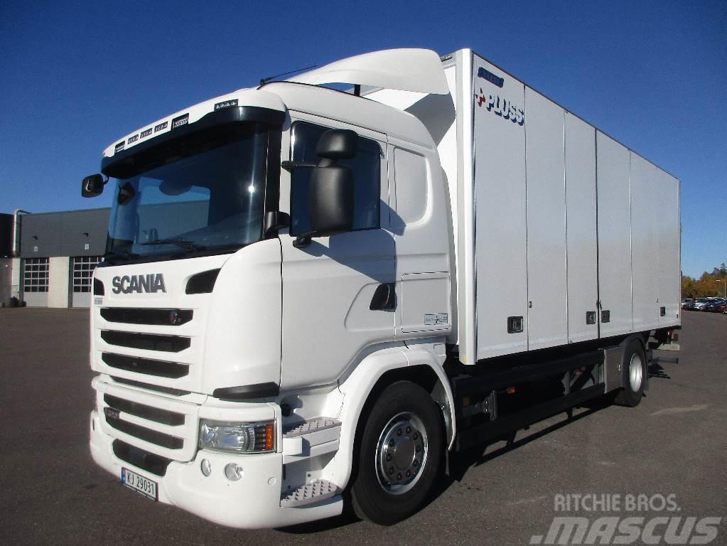 Scania G320 - Kommer inn i Januar / Februar