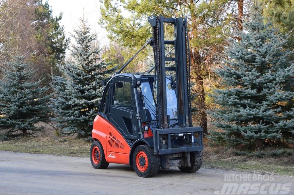 Linde H40D 2007 5m Diesel