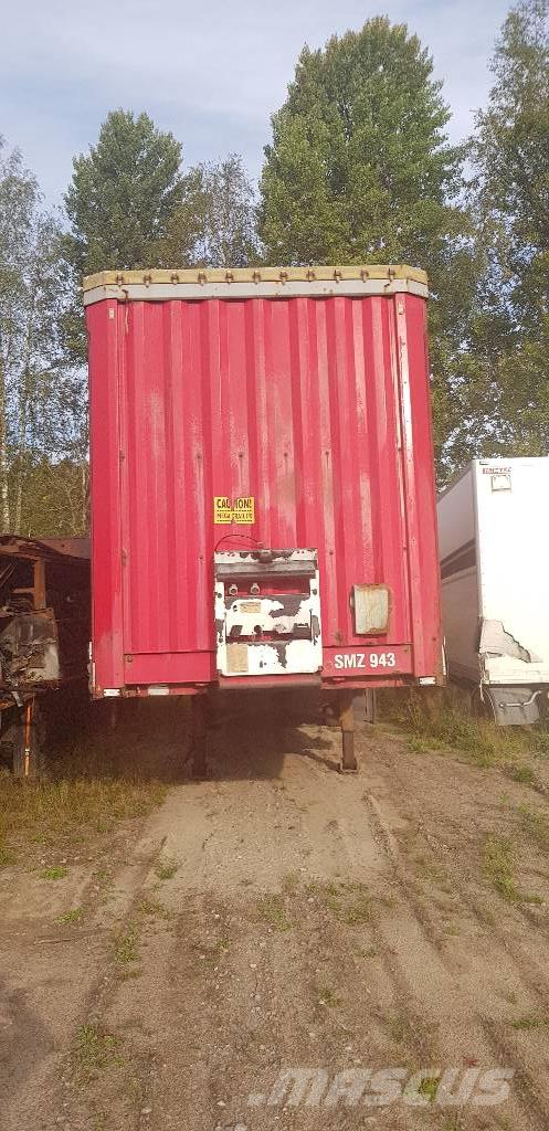 Krone SDP 27 Semitrailer