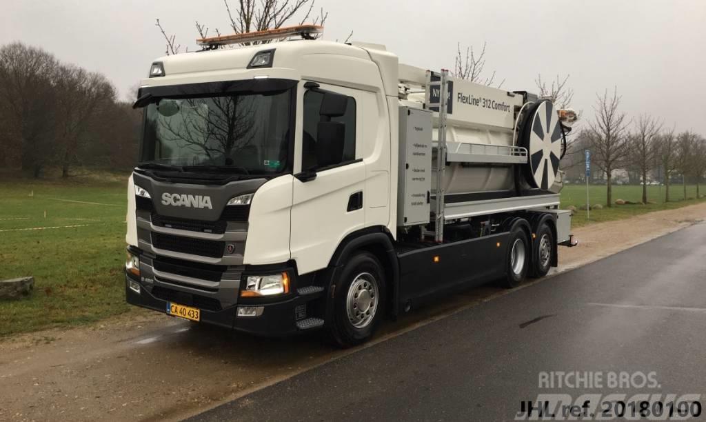 Scania HVIDTVED LARSEN FLEXLINE 312