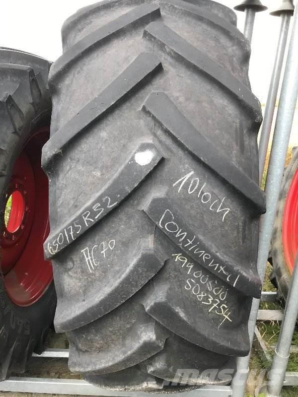 Continental 650/75 R32 172 A8 Contract AC 70G AS Radial