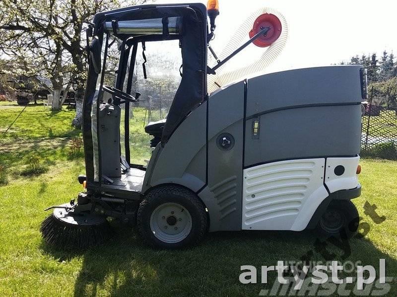 Hako Sweeper CityMaster 90