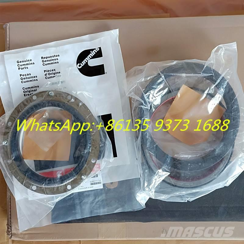Cummins Qsx15 Crankshaft Oil Seal 4955383 3104263 4026489