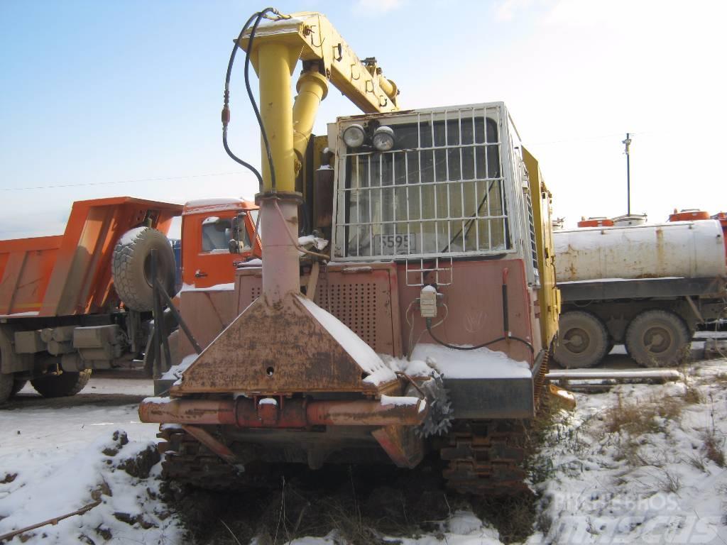 АСТ 4А на базе  Т-147, 2010, Rörsvetsmaskiner (welding tractors)