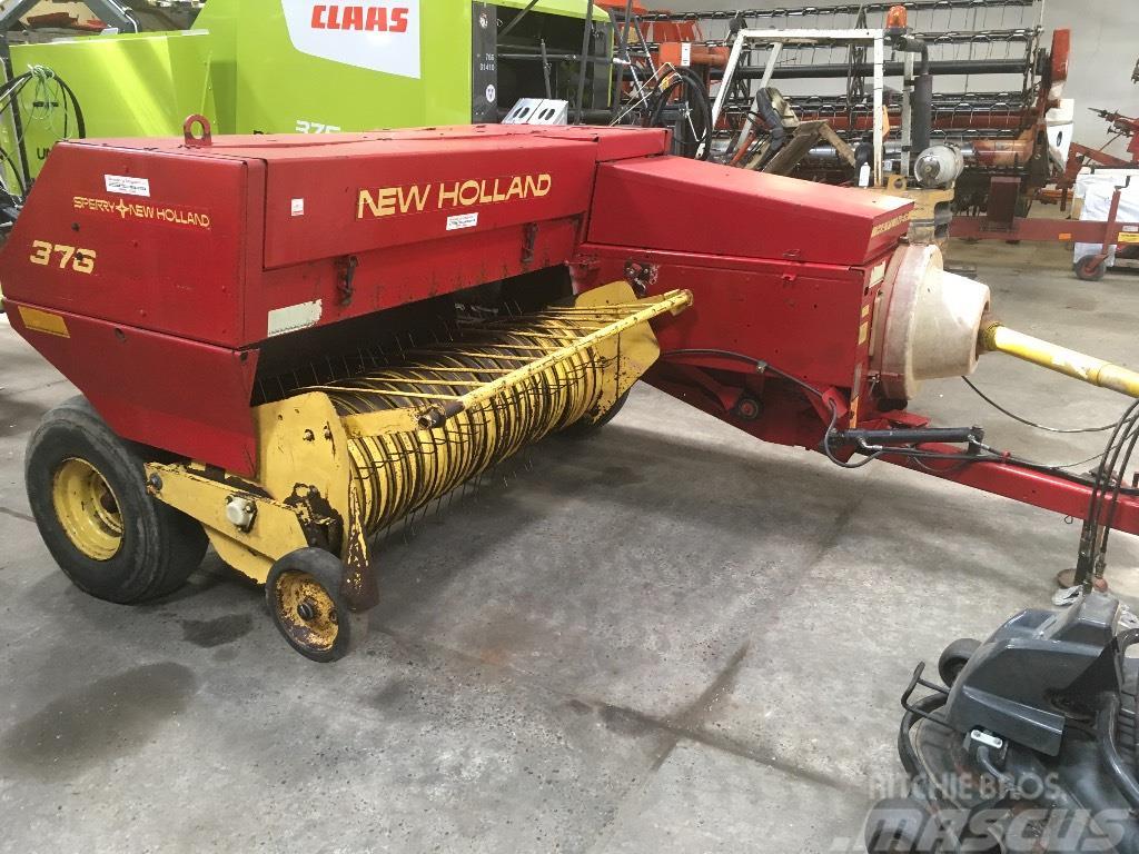 New Holland 376