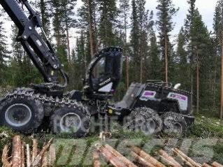 Logset H 12 Hybrid H12 Hybrid