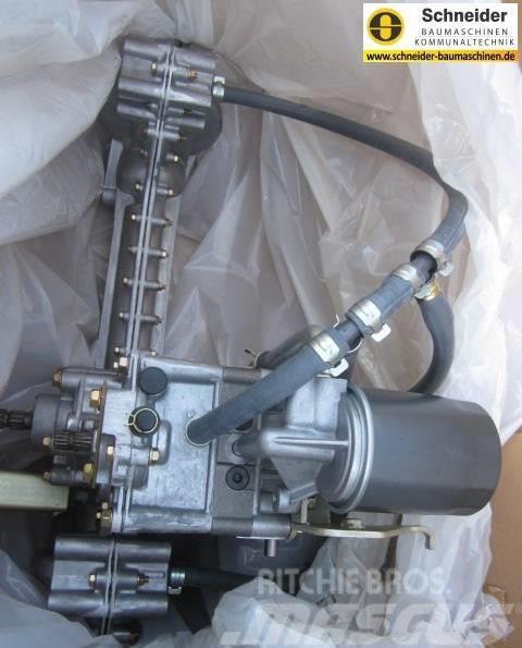 Kubota Getriebe kpl. GR1600