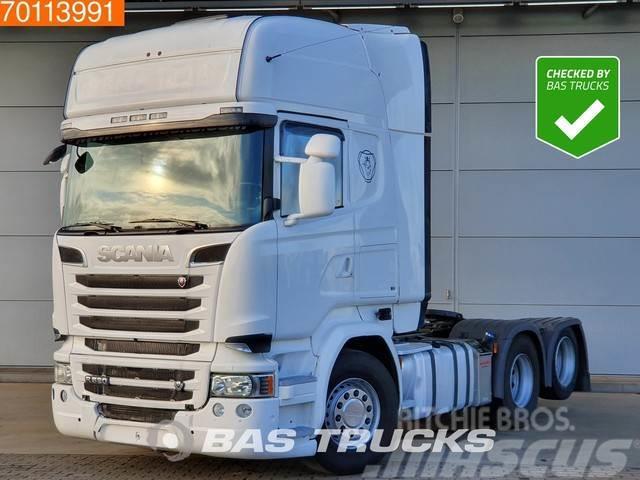 Scania R520 6X2 Retarder Liftachse V8 Xenon Euro 6