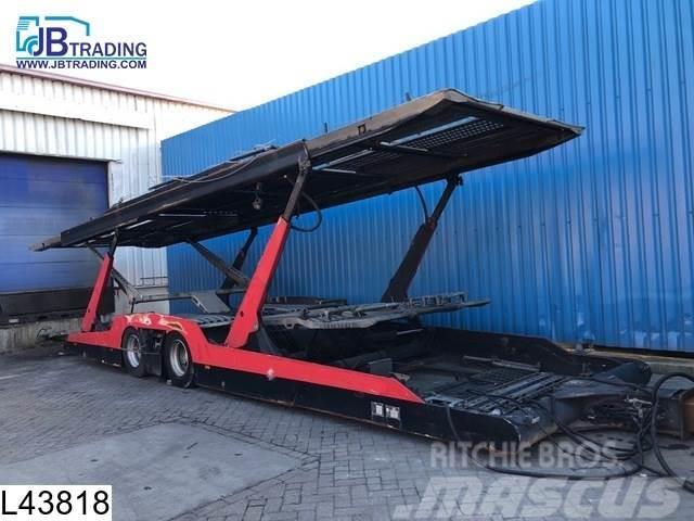 Lohr Middenas Multilohr, Car transporter