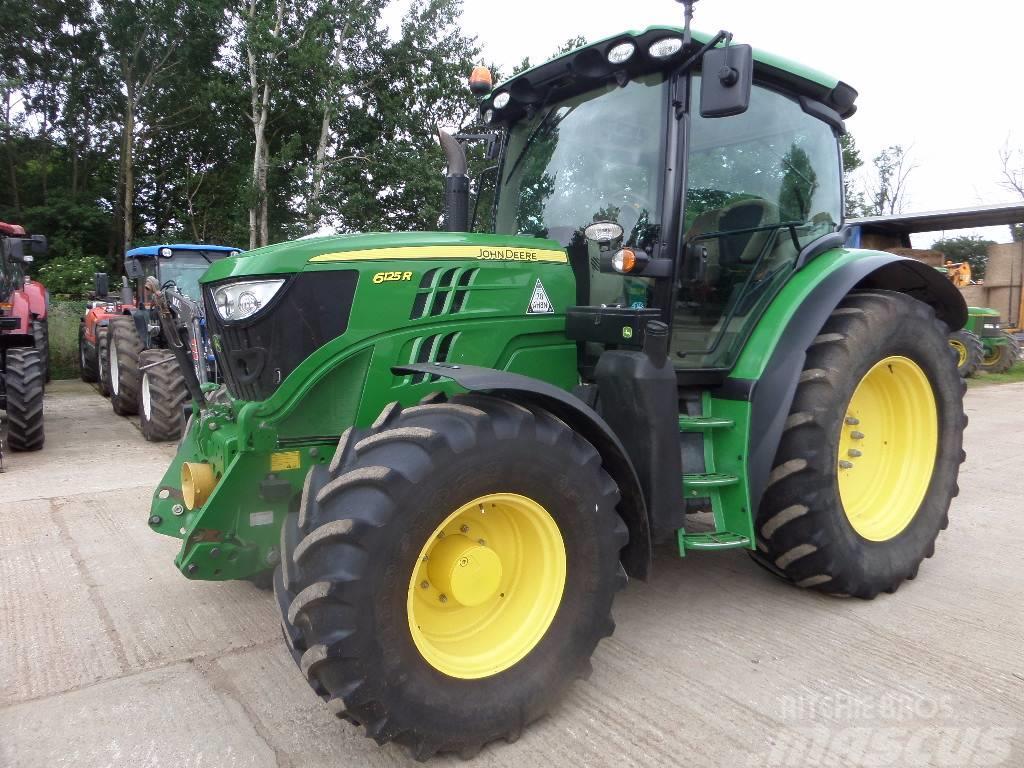 John Deere John Deere : John deere r kent tractors price £ year of