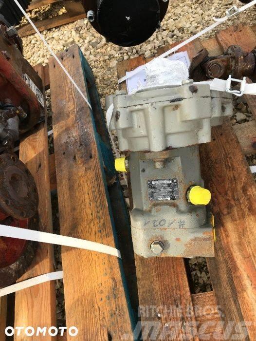 Ausa Silnik Hydrauliczny Wozidlo Ausa Rexroth AL A10F
