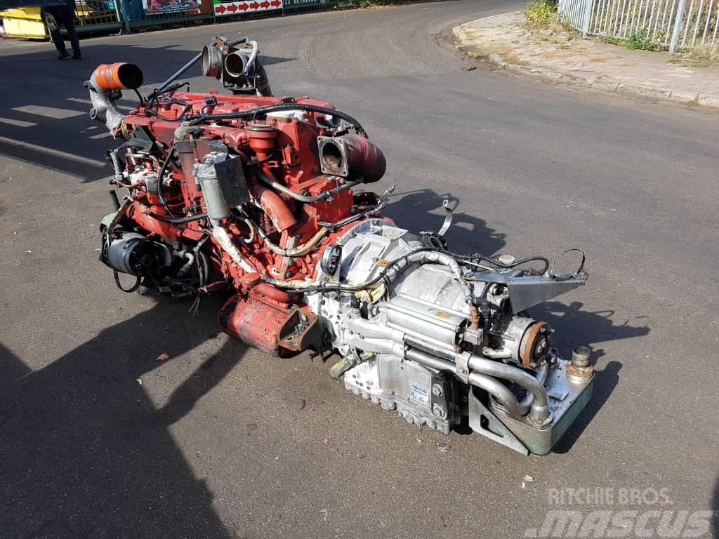 ZF ECOMAT 2 5HP 602 C