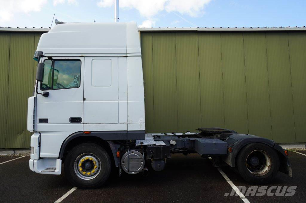 DAF XF 95.380 MANUAL GEARBOX