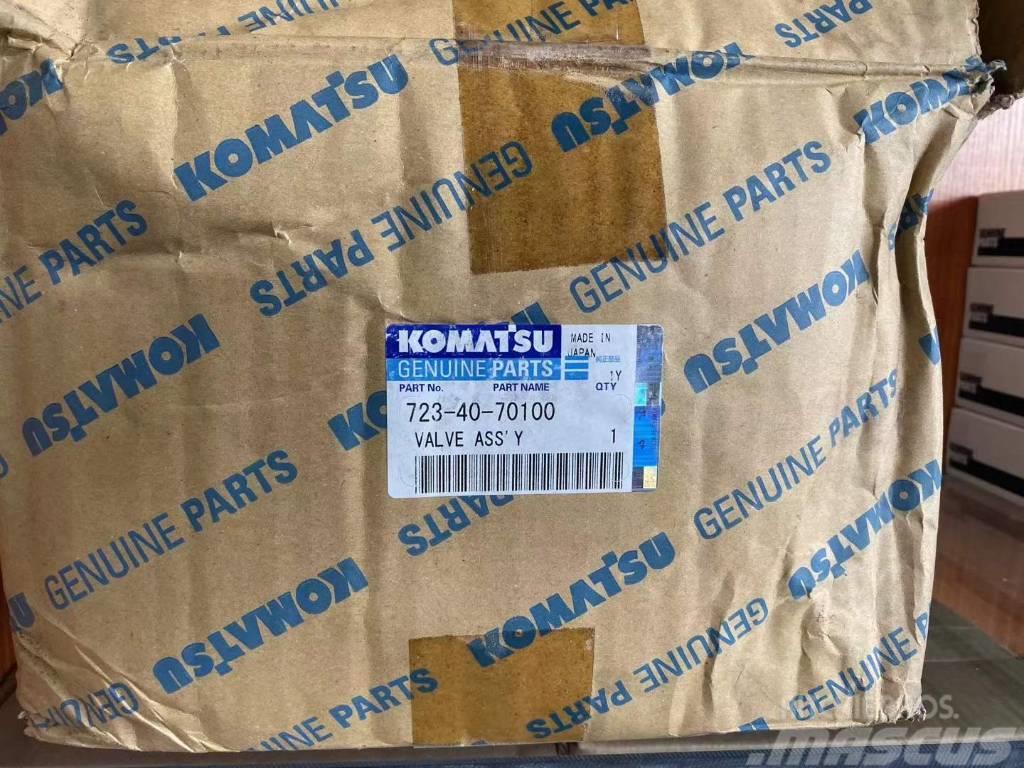 Komatsu PC200-6 valve 723-40-70100