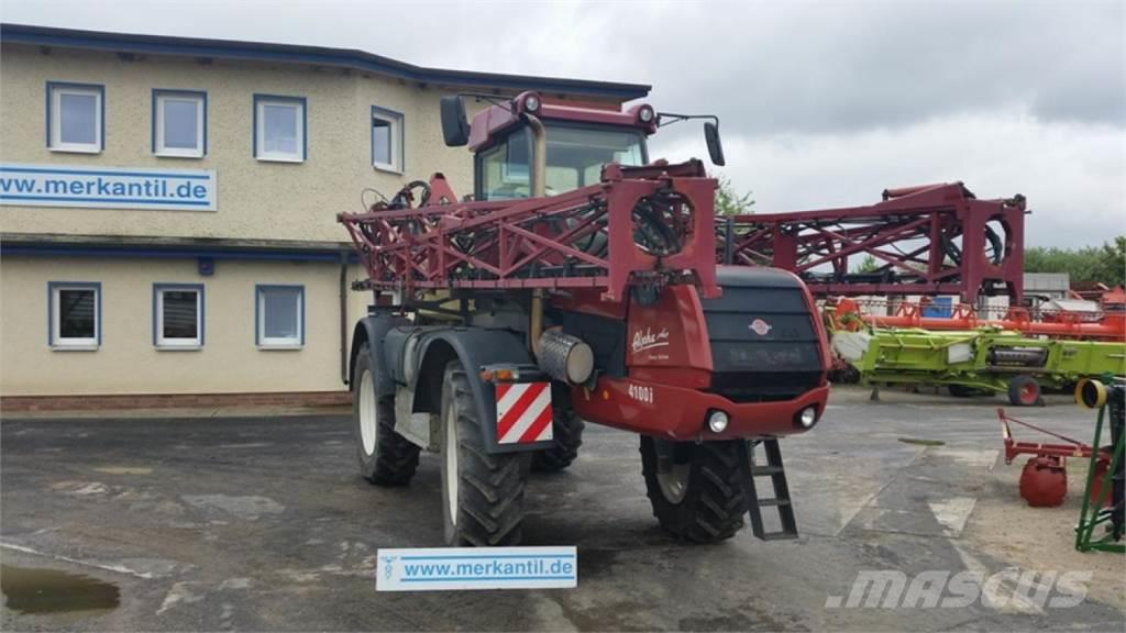 Hardi Alpha Plus Easy drive 4100 i