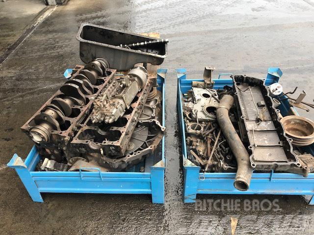 Isuzu 6HK1 engine for renovation