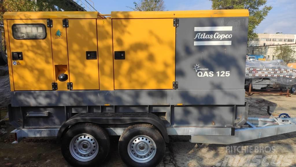 Atlas Copco QAS 125