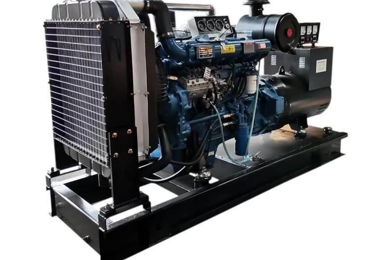 Sino Plant 150Kva 380V Diesel Open Type