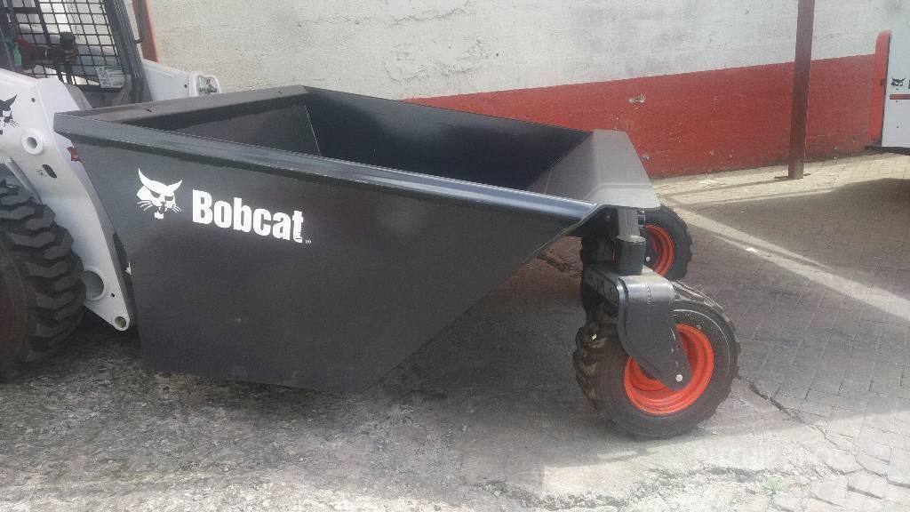 Bobcat Dumping Hopper 25