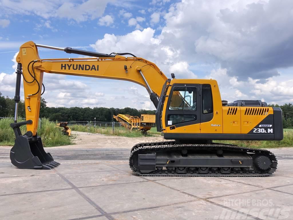 Hyundai R230L Unused / more units available