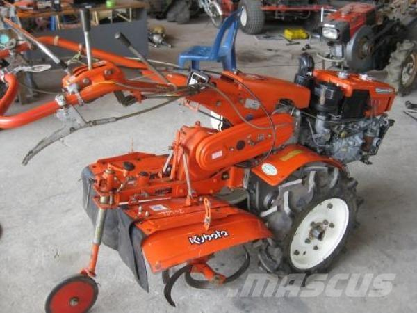 Used Tractors For Sale >> Used Kubota TD502 two-wheel tractors Price: US$ 976 for ...