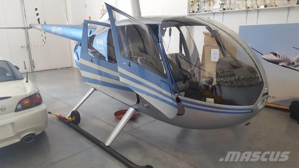 Robinson HELICOPTER R44 RAVEN II NEW!
