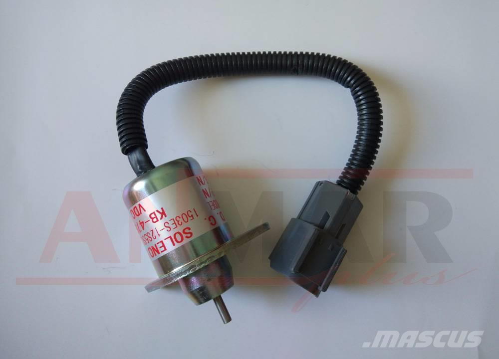 [Other] FUEL SHOT OFF SOLENOID 119233-77932 FIT YANMAR STO