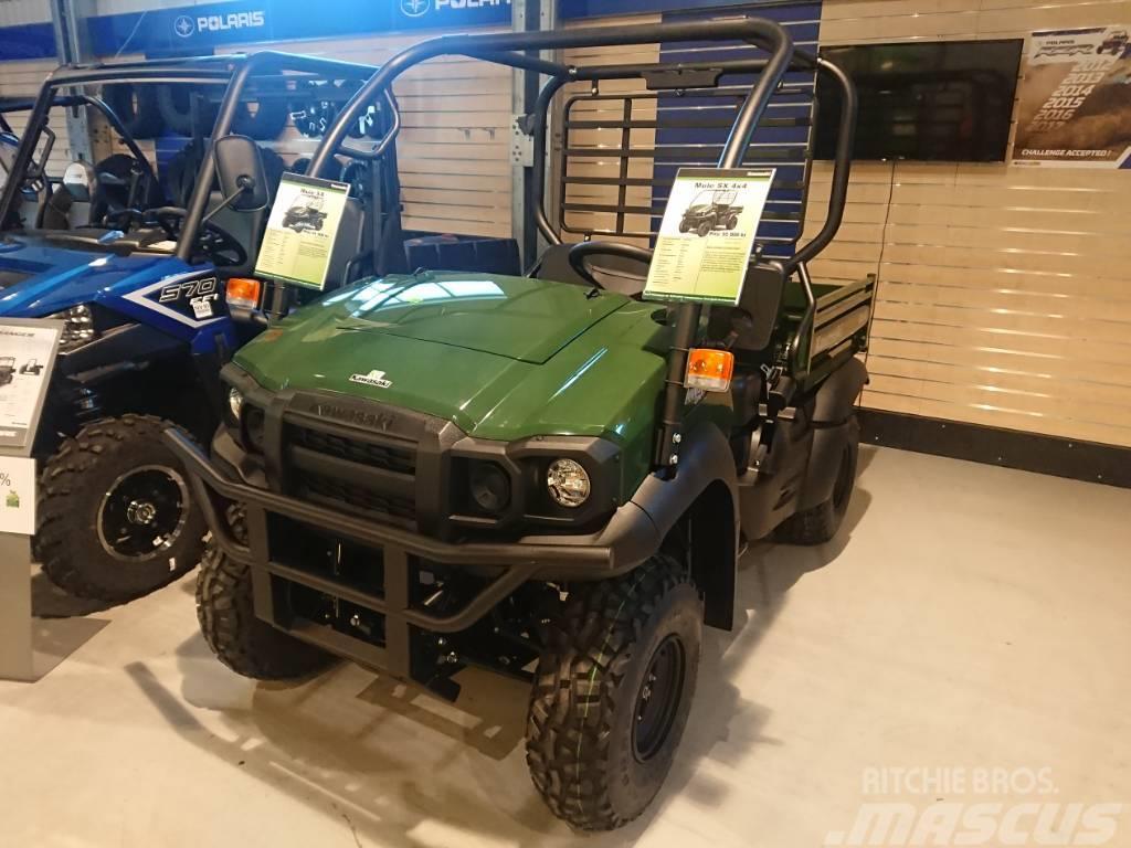 Kawasaki Mule SX 4x4 Traktor