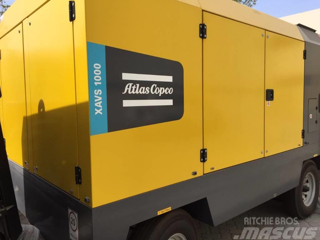 Atlas Copco XAVS 1000