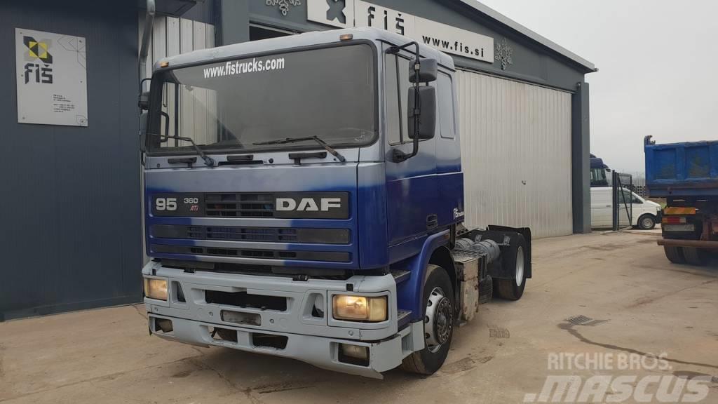 DAF 95.350 ATI 4x2 tractor unit
