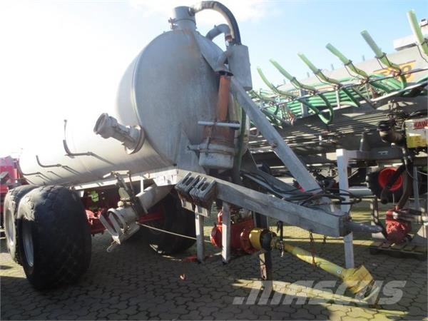 Kotte VT 14000, 1999, Manure spreaders