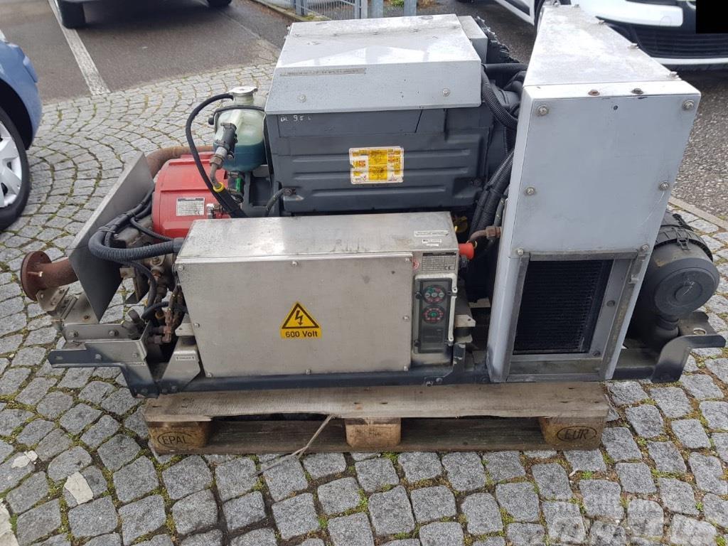 [Other] 5 Units: DEUTZ - Diesel - 50KVA - 534 Hours 2007