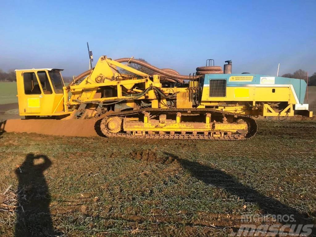 [Other] Steenbergen Hollanddrain EGS 3000 Drainage Machine