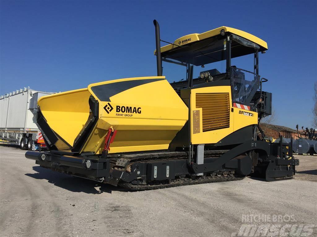 Bomag BF 800 C S600 FACTORY OVERHAULT