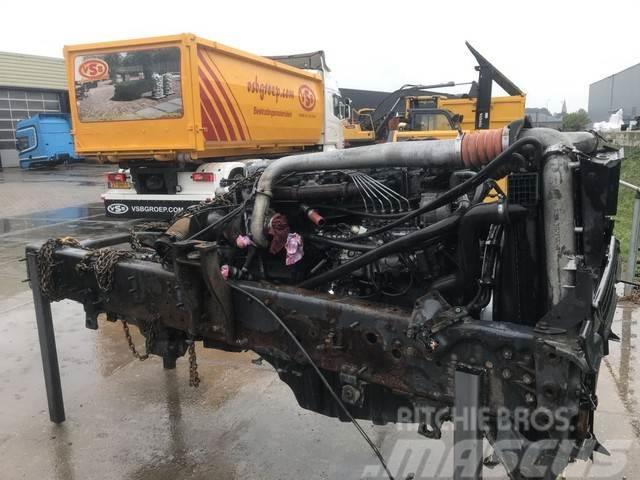 Scania engine motor DC11 114 340 manual pump GR900