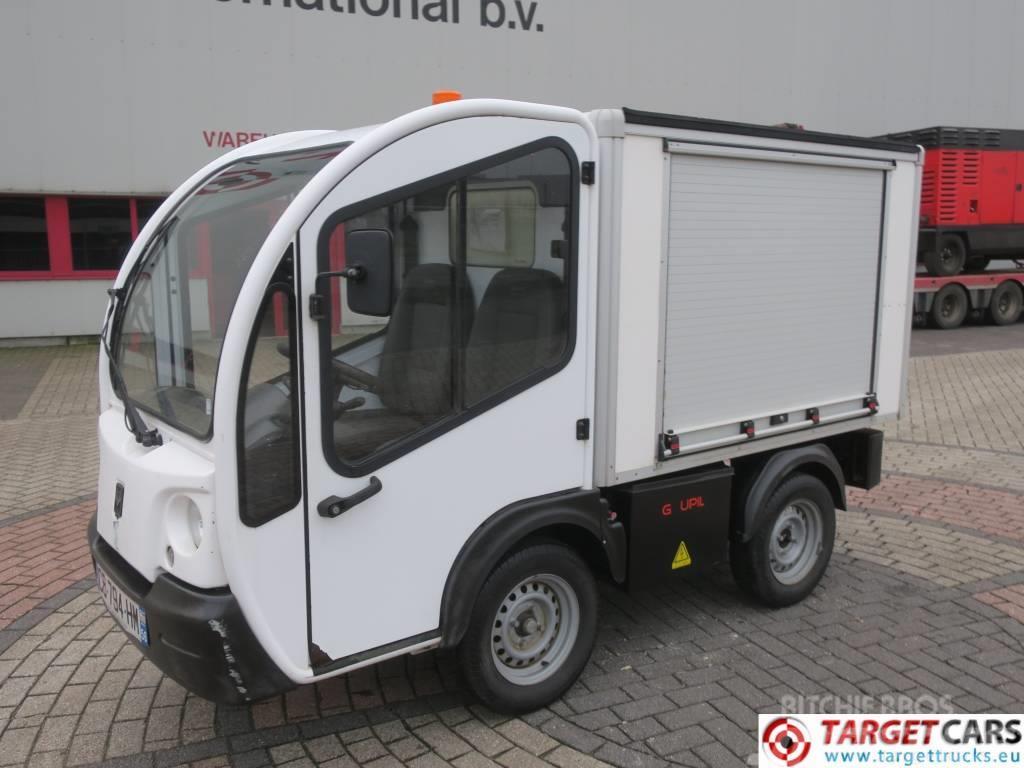 Goupil G3 Electric UTV Closed Box Van