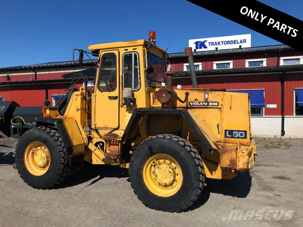 Volvo L 50 Dismantled: only spare parts