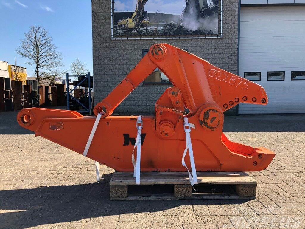 Verachtert Mechanical Scrape Shear VPS-35
